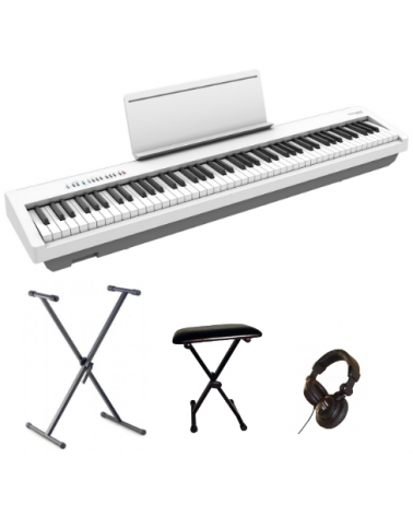 Roland FP-30X-WH PACK BLANC SATINE  - Centre Chopin