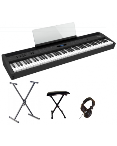 Roland FP-60X-BK PACK  - Centre Chopin