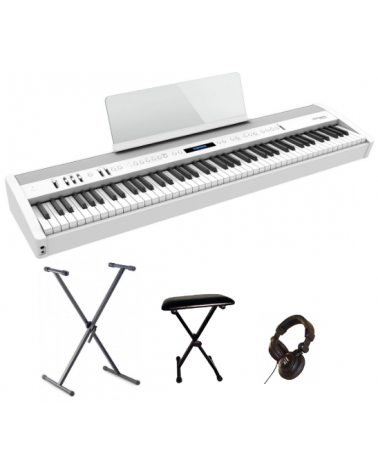 Roland FP-60X-WH PACK  - Centre Chopin