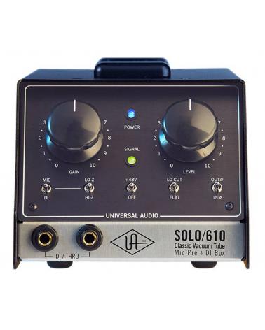 Universal Audio Solo/610  - Centre Chopin