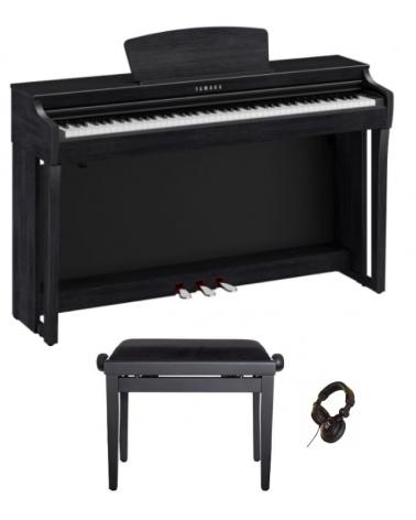 Yamaha CLP-725B NOIR MAT PACK  - Centre Chopin