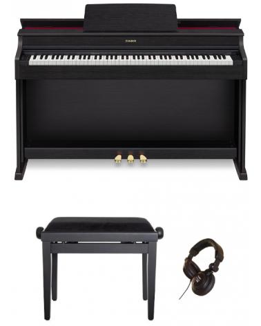 Casio AP-470B NOIR MAT PACK  - Centre Chopin