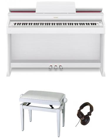 Casio AP-470WH BLANC MAT PACK  - Centre Chopin