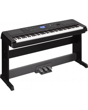 DGX-660 - Yamaha  - Centre Chopin