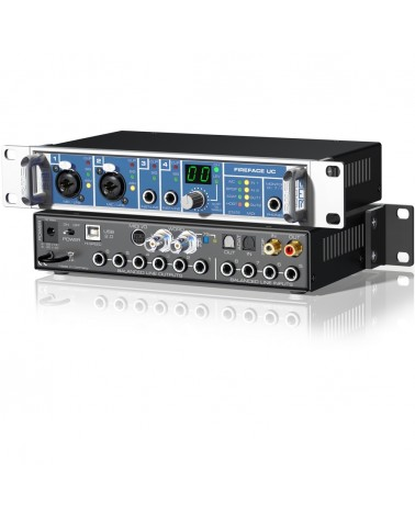 RME Fireface UC  - Centre Chopin