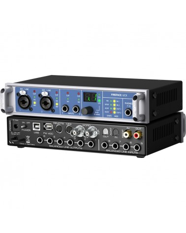 RME Fireface UCX  - Centre Chopin