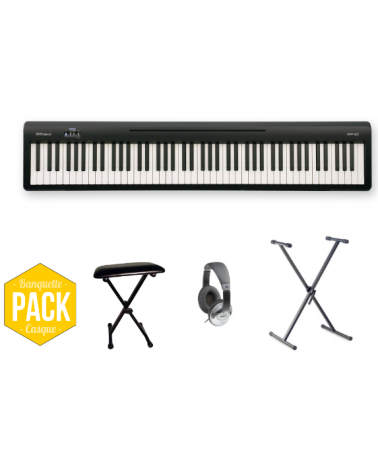 Roland FP-10 BK PACK  - Centre Chopin