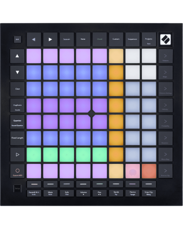 Novation Launchpad Pro MK3  - Centre Chopin