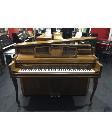 KIMBALL secrétaire noyer satiné  - Centre Chopin