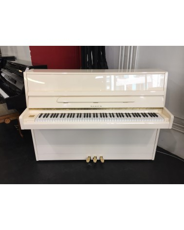 SAMICK JS042 ivoire brillant  - Centre Chopin