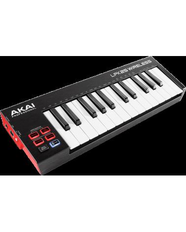 Akai Pro LPK25 Wireless  - Centre Chopin