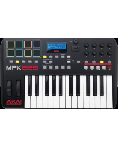 Akai Pro MPK225  - Centre Chopin