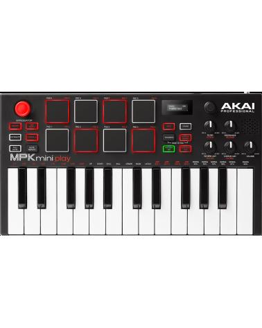 Akai Pro MPK MINI PLAY  - Centre Chopin