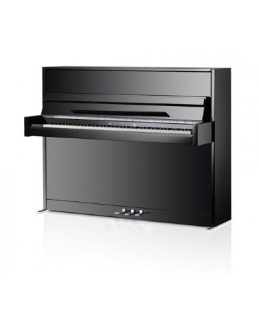 WILHELM SCHIMMEL W 114 Modern Chrome Twintone  - Centre Chopin