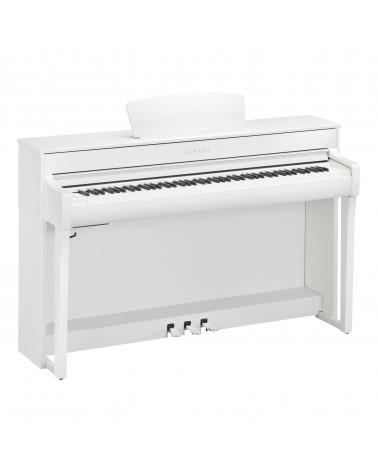 Yamaha CLP-735WH BLANC SATINE  - Centre Chopin