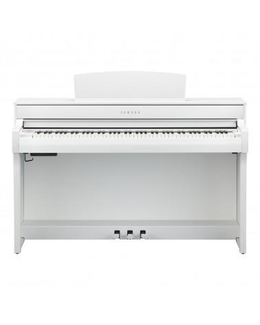 Yamaha CLP-745WH BLANC SATINE  - Centre Chopin