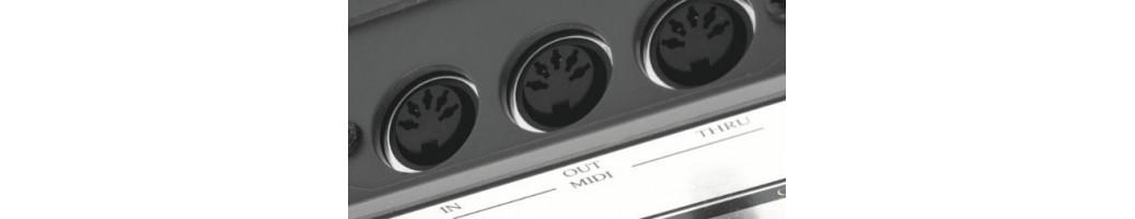 Interfaces et Accessoires Midi
